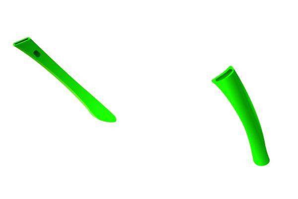 FALCON - Gommini Verde
