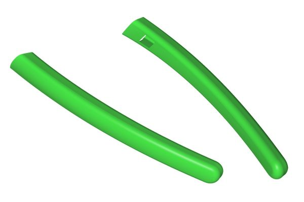 TOP GUN - Gommino Verde